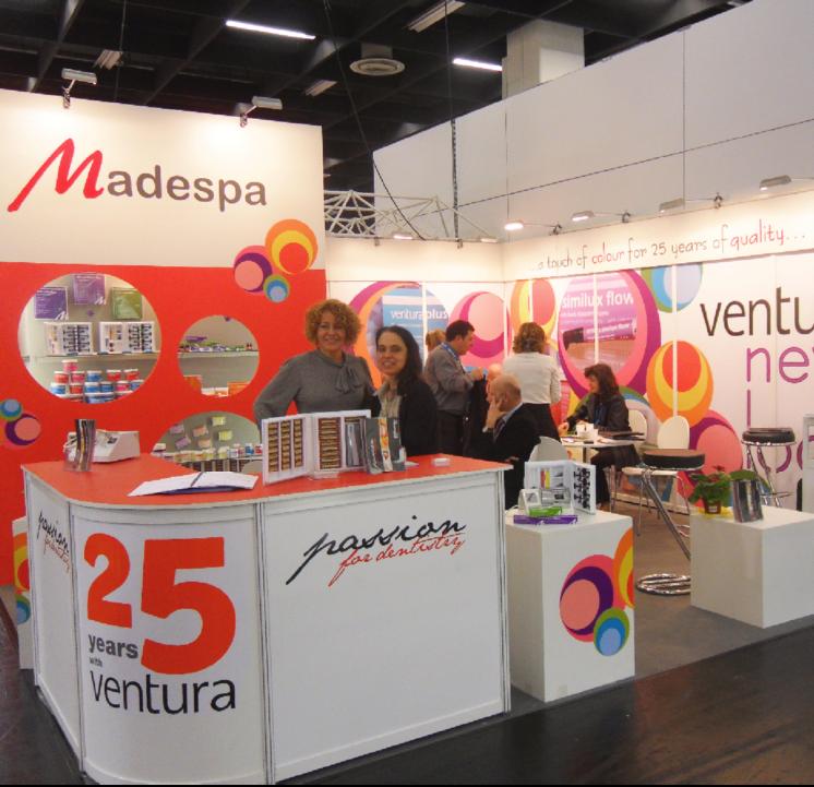 Madespa en la IDS 2011