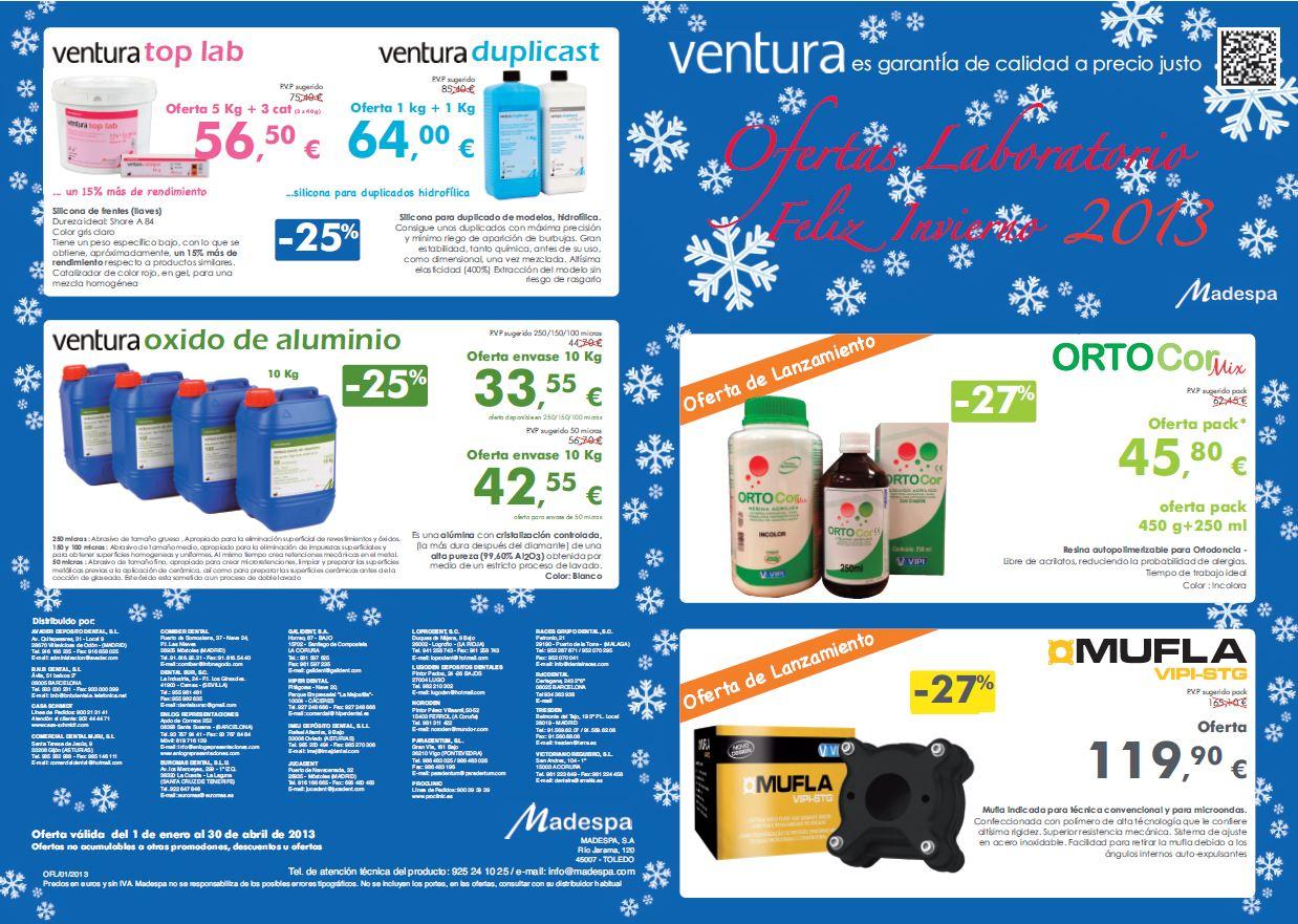 Ofertas de la marca Ventura para su Laboratorio