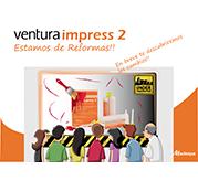 Ventura Impress 2 está de reformas!!