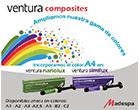 AMPLIACIÓN DE COLORES GAMA VENTURA COMPOSITE
