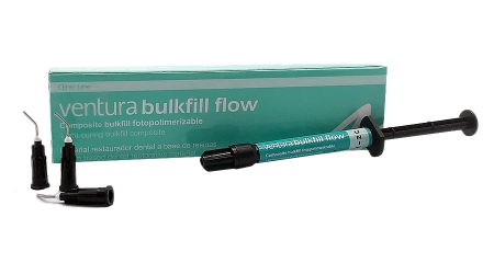 Composite ventura bulkfill flow