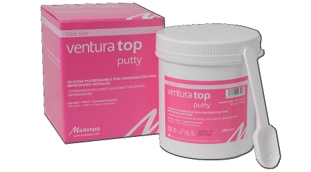 Condensación dental ventura top putty