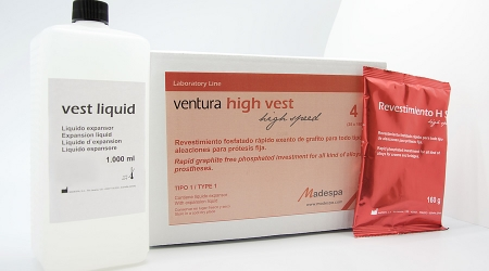 Revestimientos ventura high vest high speed