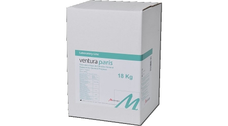 YESO DENTAL PARIS TIPO II VENTURA DENTAL TYPE II PARIS GYPSUM FOR FLASKING