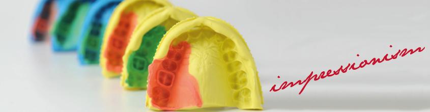 Material de Impresión - Siliconas