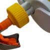 silicona dental de adicción para máquina putty-hard