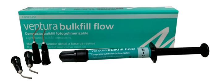 Composites fluidos dentales - BULKFILL FLOW