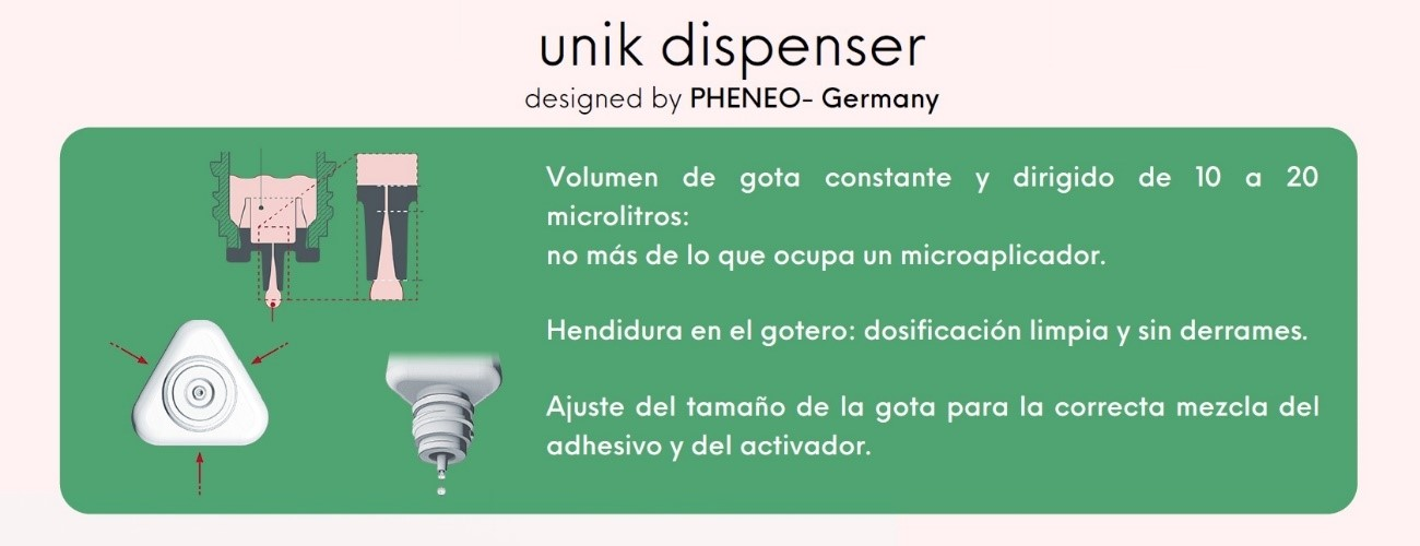 unik dispenser